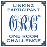 One Room Challenge, Week 1