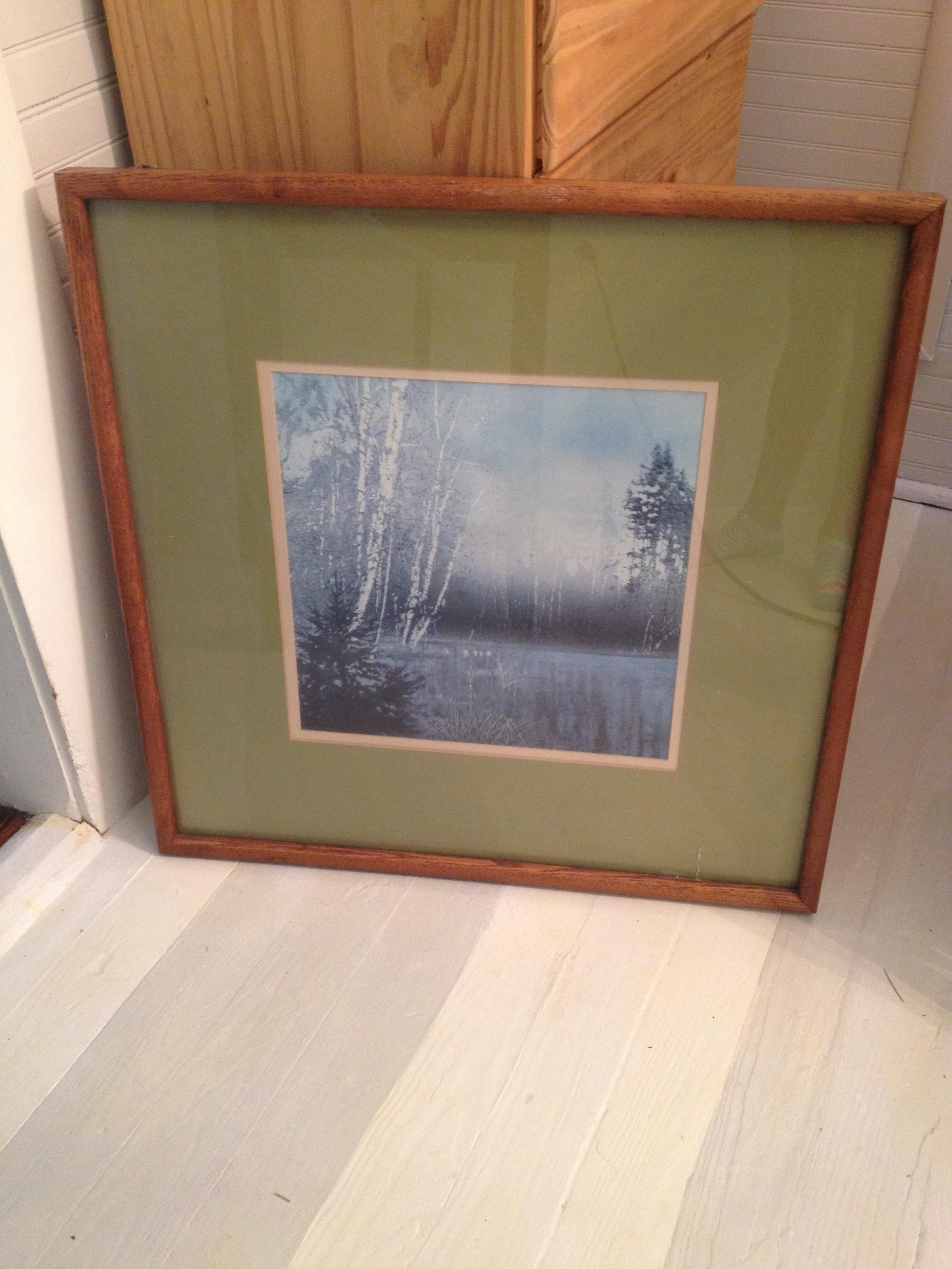 Goodwill frame