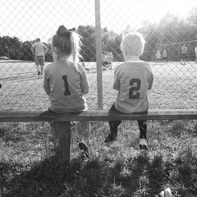 The new Friday night. #tball #bestbuds