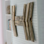 DIY Pallet Arrow