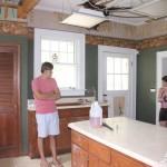 White Dream Kitchen {On a $5K Budget}-Part 4