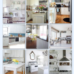 17 White Kitchens on a Budget |Hometalk Curated Board|
