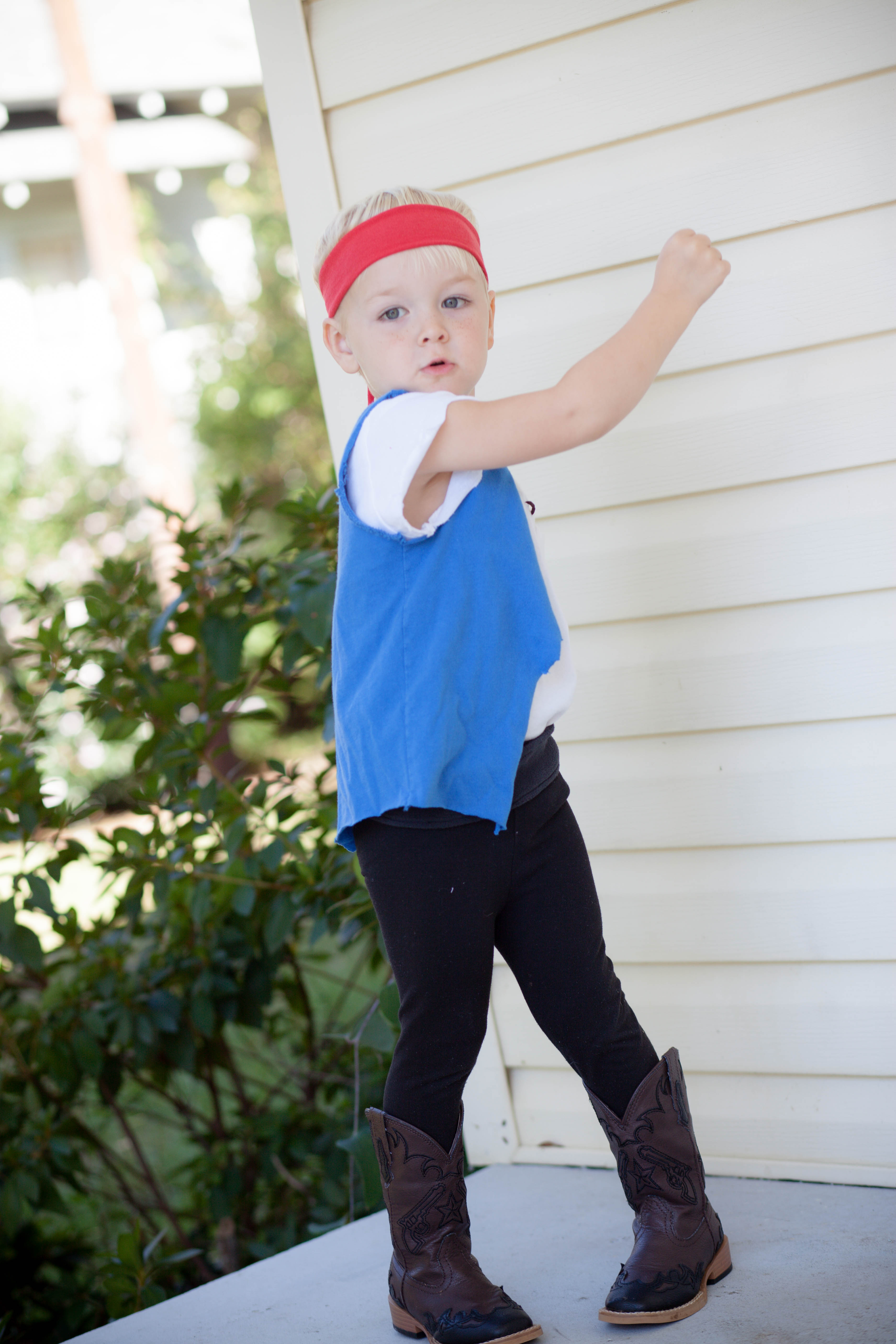 DIY Pirate Costume (Thrifted Pieces) (1 of 3)
