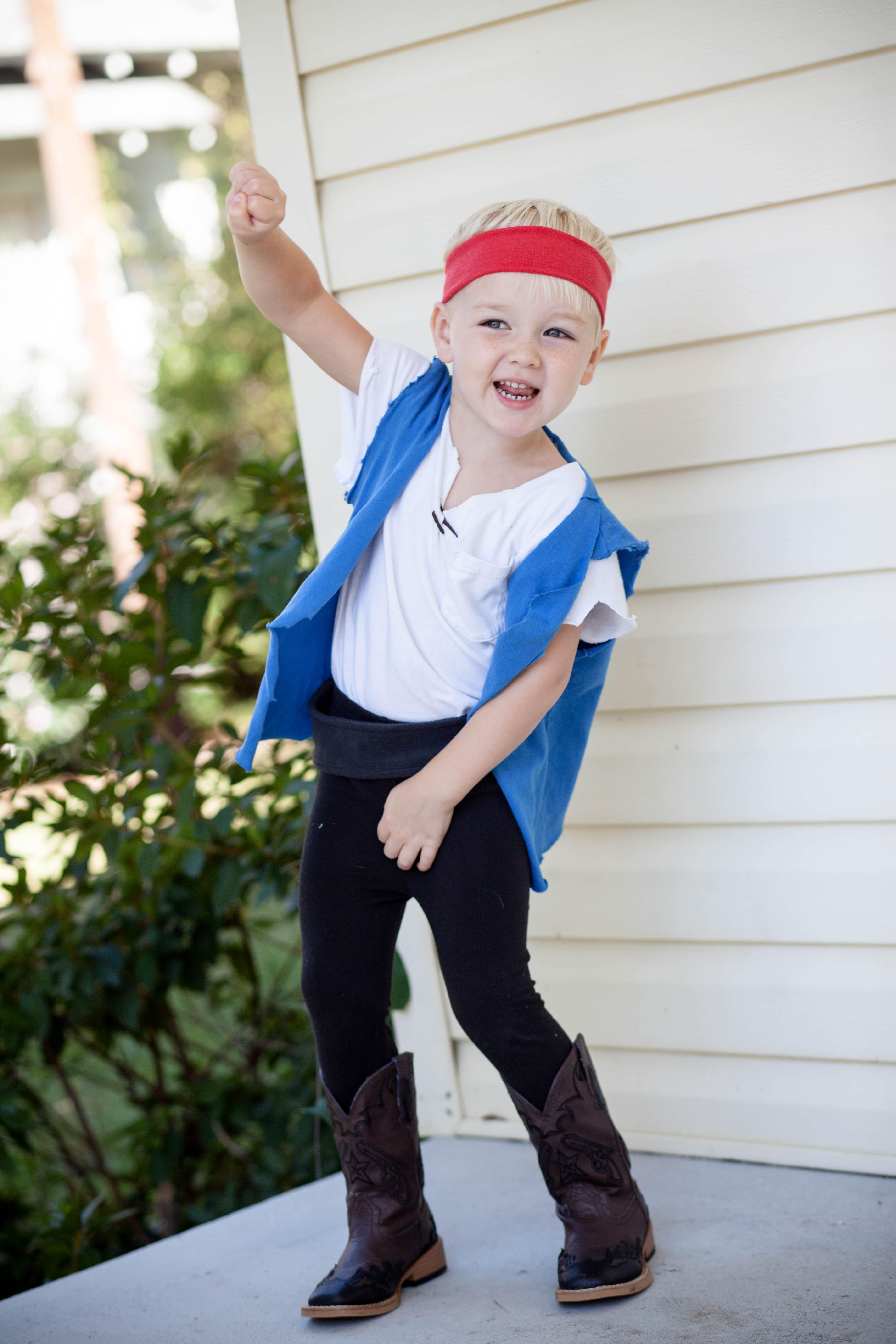 DIY Pirate Costume (Thrifted Pieces) (2 of 3)