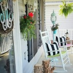 Coastal, Cottage Eclectic Home Tour {All Rhodes Lead Home}
