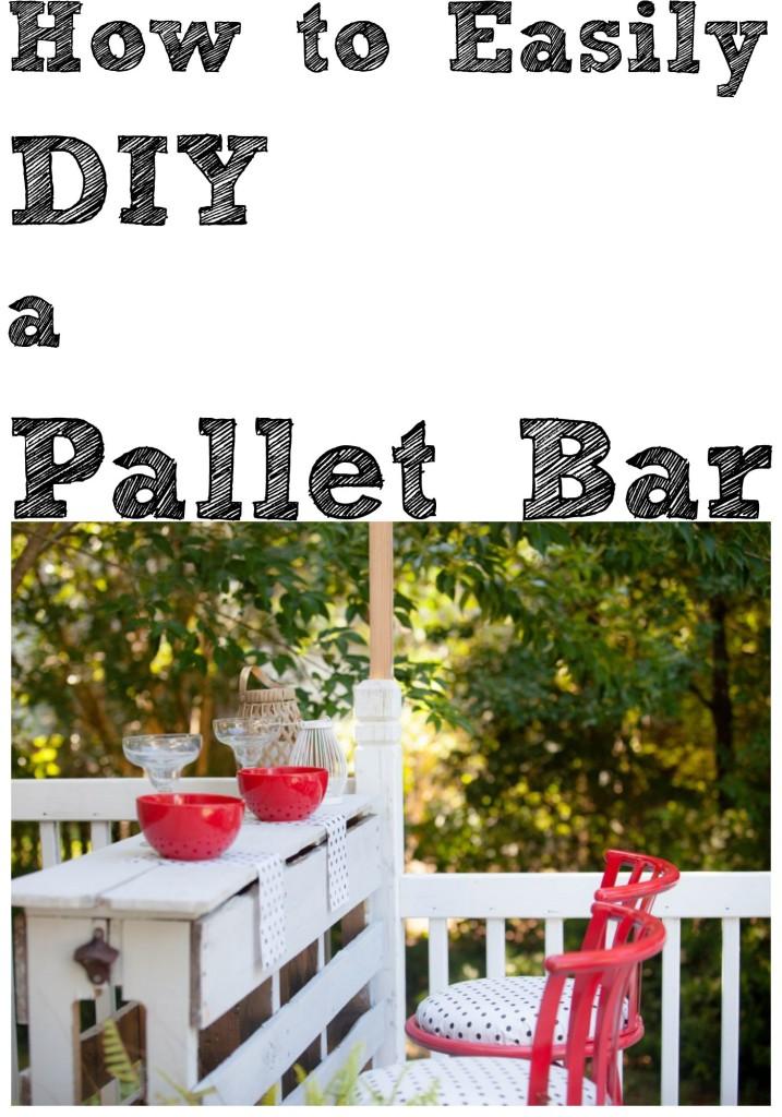 Pallet Bar - Restless Arrow