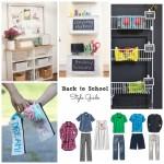 Back to School Style Guide: A DIY Shelf