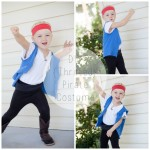 DIY Pirate Costume {A Re-Post}