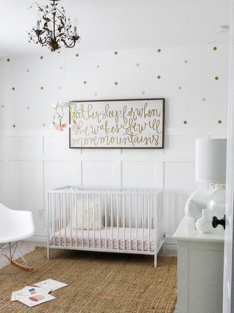 LittlePeanutMagazine_girls_modern_simple_nursery_1