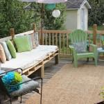 The Deck + The Treehouse Floor