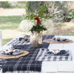 Using Flowers in a Tablescape