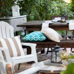 Summer Entertaining Made Easy | Patio Makeover