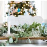 Simplistic Christmas Tablescape