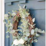 Five Minute Eucalyptus Wreath {Seasonal Simplicity}