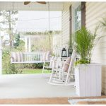 Simple Spring Porch {Seasonal Simplicity}