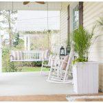 Simple Spring Porch {Seasonal Simplicity}