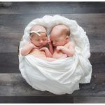 Noahlyn & John Luke | Twin Newborn Session